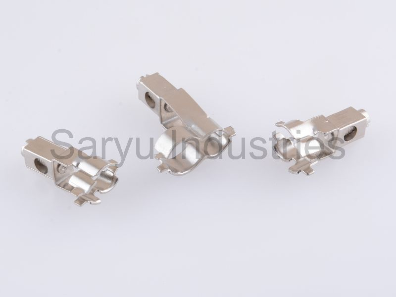 Brass Sheet Cutting Socket Parts