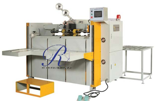 Semi Auto Stitching Machine 01