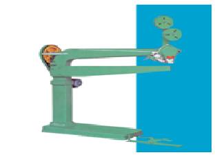Semi Auto Stitching Machine 02