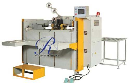 Semi Automatic Stitching Machine for corrugated boxes