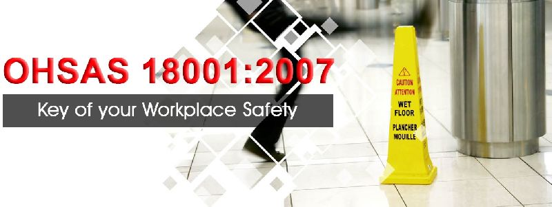 ISO 18001 OHSAS Certification Services
