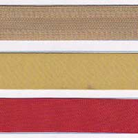 Woven Edge Double Side Satin Tapes