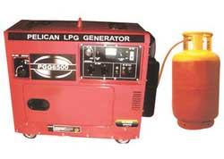 LPG Gensets