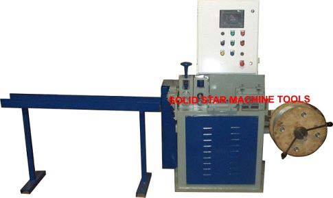 Galvanized Wire Straightening Machines (SOLID - PLC -  M03)
