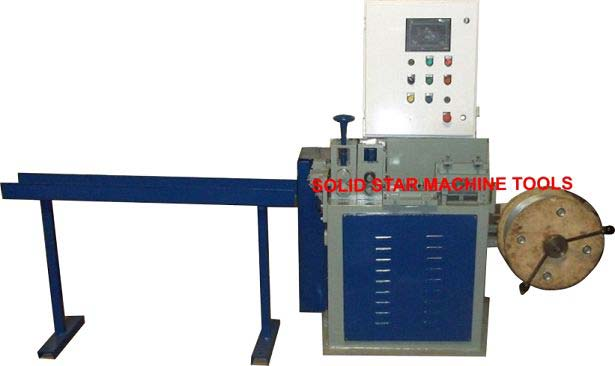 PLC Wire Straightening and Cutting Machines (SOLID - PLC - M1.5)