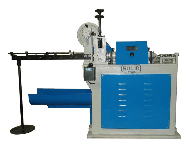 Wire Straightening and Cutting Machine (Solid-M01-S)