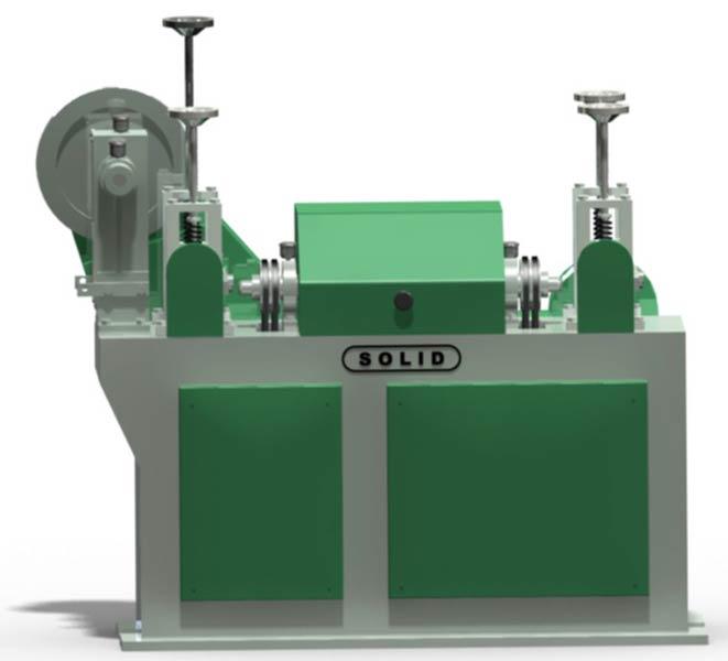 Wire Straightening and Cutting Machine (Solid-M06)