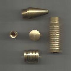 Brass Pen Components