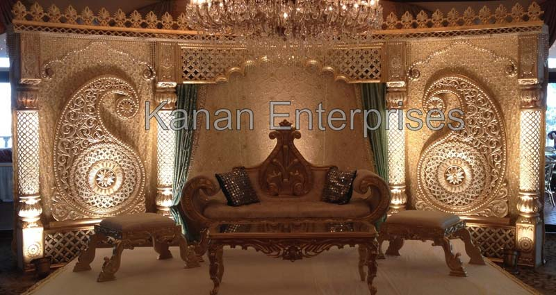 Open Wedding Mandap