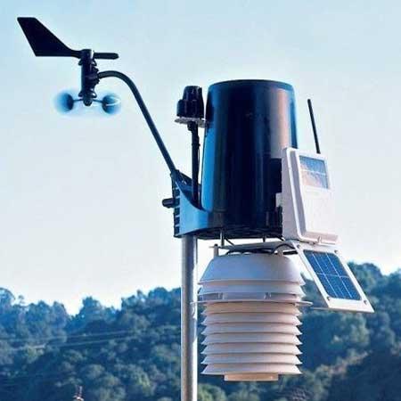 Weather Station Monitor Sensor