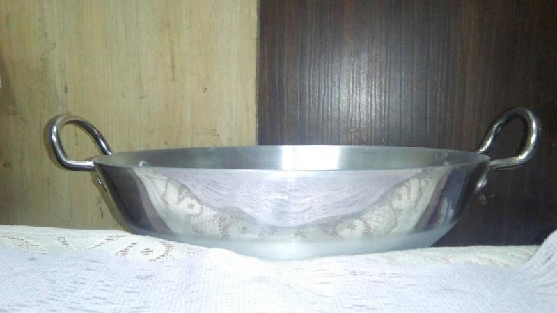 Aluminium Karahi