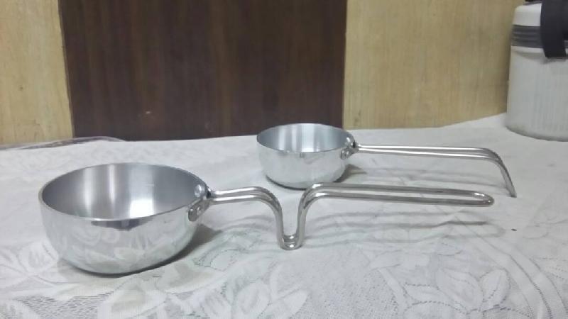 Aluminium Tadka Pan 02