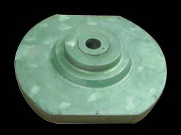 Alloy Casting Base Plate