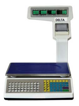 Ecr Weighing Scale