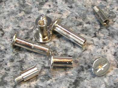 Threaded Metal Parts
