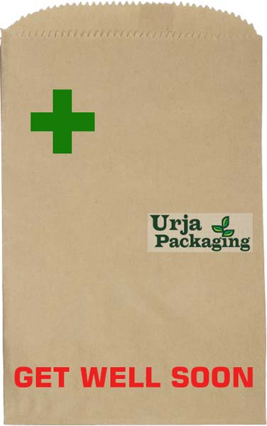 Chemist Printed Paper bags