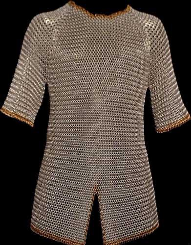 Chainmail Dress