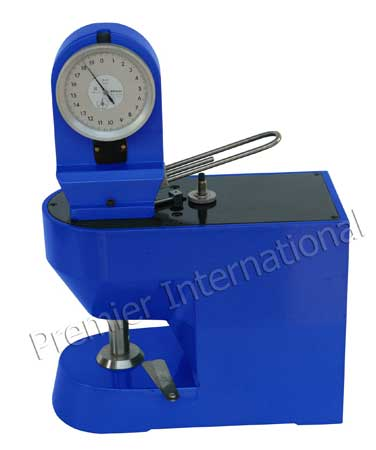 Manual Thickness Micrometer