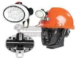 Safety Helmet With Lamp