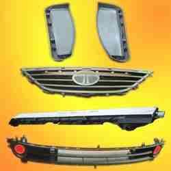 Automobile Plastic Molded Parts