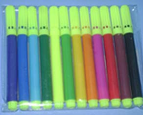 Plastic Sketch Pens