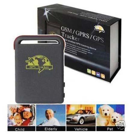 006 Small GSM-GPRS Tracker