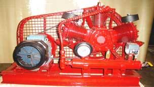 Non Lubricated Air Compressor
