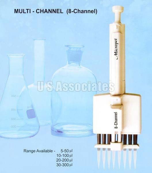 Multi Channel Micropipettes