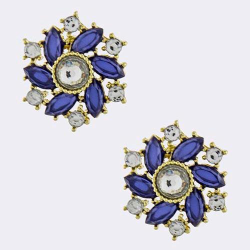 Crystal Earring (EQE9192)