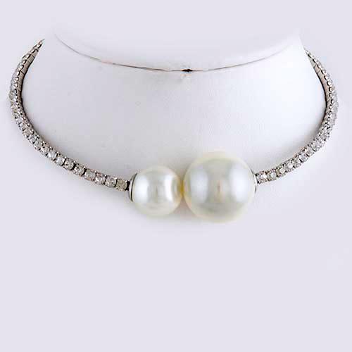 Crystal Necklace (NVN0262#1)