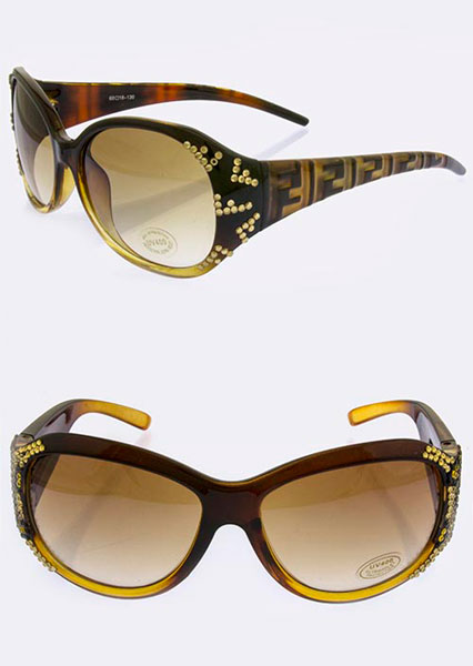 Crystal Sunglass (10SG10-102)