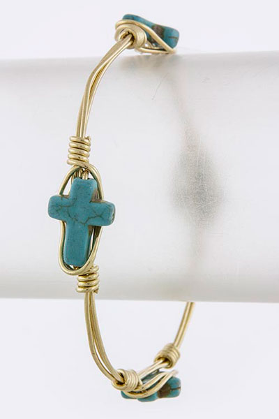 Gemstone Bracelet (BQB4655#2)