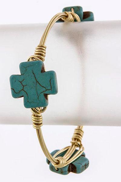 Gemstone Bracelet (BQB4672#2)