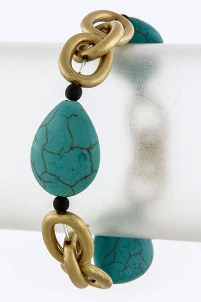 Gemstone Bracelet (BTB0053#3)
