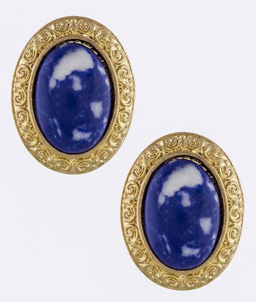 Gemstone Earring (ETE0023#5)