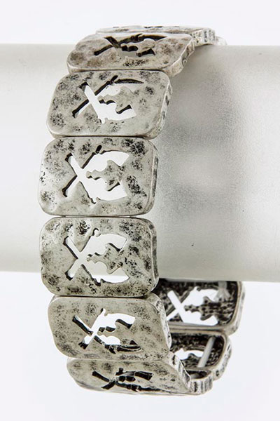 Metal Bracelet (BB7269#1)