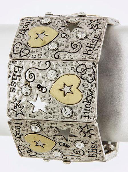 Metal Bracelet (BLB0004#1)