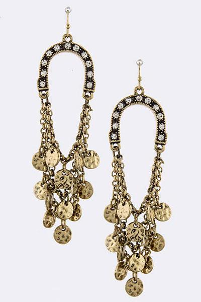 Trendy Earring (E2559#2)