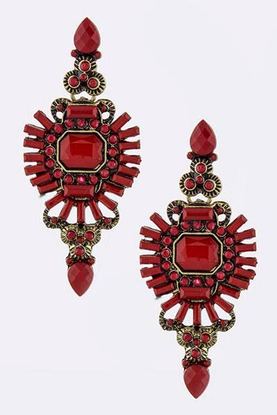 Trendy Earring (E70287#3)