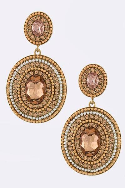 Trendy Earring (EVE0490#3)