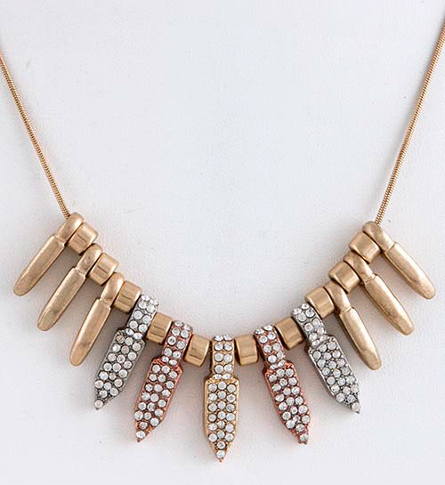 Trendy Necklace (NANE2194#3)