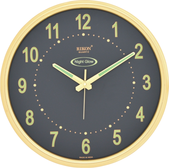 Night Glow Wall Clock