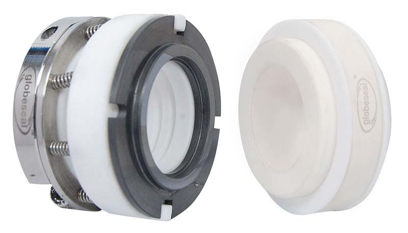 PTFE External Mounted Bellow Seal