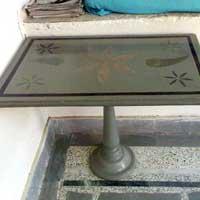 Kota Blue Table Stone