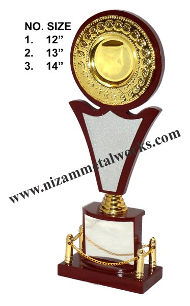 Made Using Quality Wood These Wooden Trophies Are Available In Various Designs We Among The Dependable Manufactures Suppliers And Exporters Of