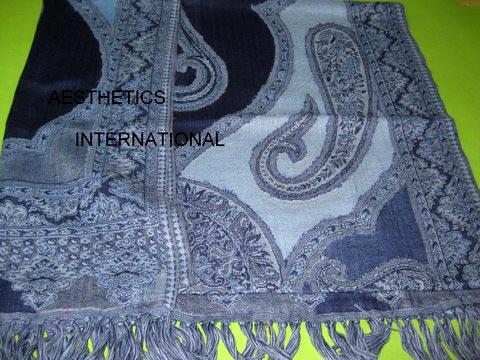 Jamawar Wool Stoles