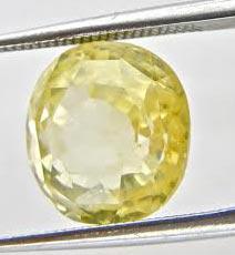 Yellow Sapphire Birthstone