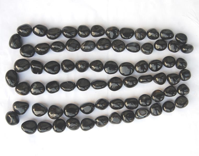 Plain Black Onyx
