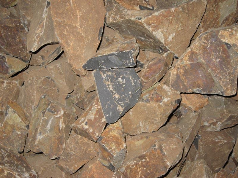 Raw Agate Black Stone