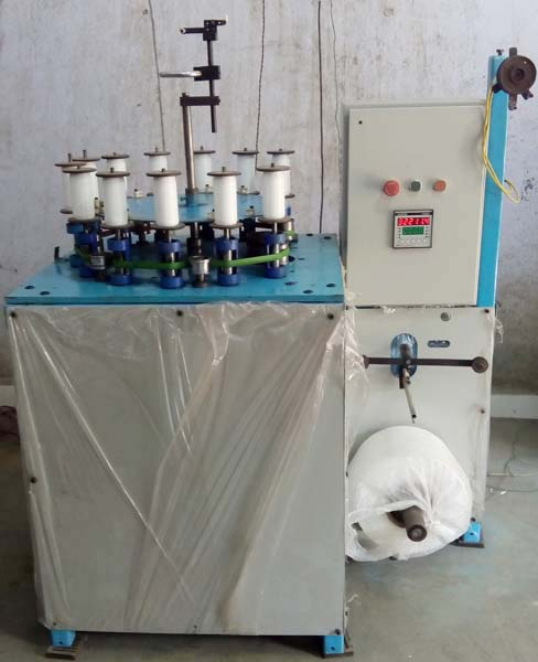 Mother Yarn Splitting Machine